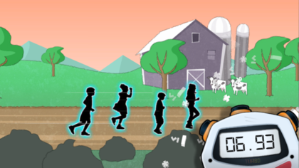 Get the wiggles out with Mega Math Marathon and other free activities on GoNoodle, the most engaging and energizing teacher resource online. GoNoodle.com